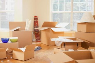 TV shows about moving