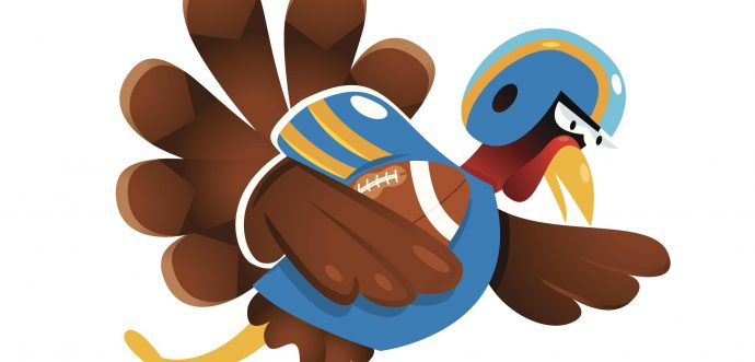 thanksgiving football games