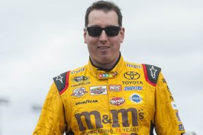 Kyle Busch will not race 2016 Indianapolis 500