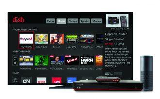 Enjoy your favorite TV shows with the Hopper 3 & Amazon Alexa