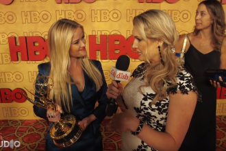 Reese Witherspoon on the HBO Red Carpet