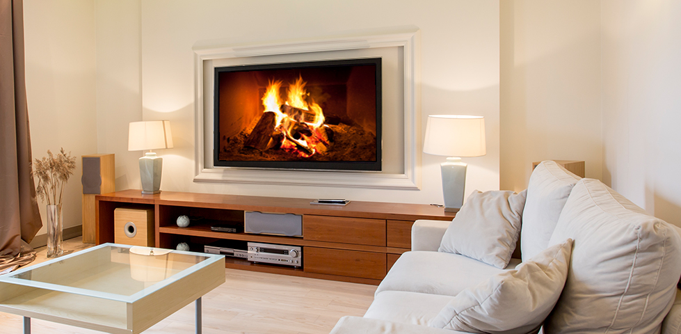 Terrific Dish Network Fireplace Channel Charming Fireplace Home Remodeling Inspirations Cosmcuboardxyz
