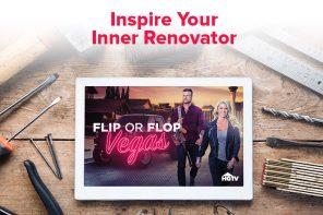 Flip or Flop Vegas, Home Renovation, Moving, Moving Shows, HG TV, DISH Network
